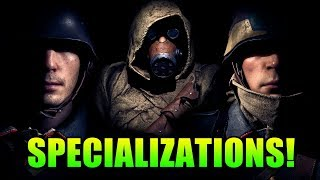 Battlefield 1 Specializations! - This Week in Gaming | FPS News