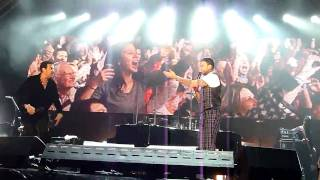 Lionel Richie and Guy Sebastian - All Night Long [HD]