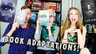 ADAPTATION TALK WITH TAHEREH MAFI & RANSOM RIGGS!