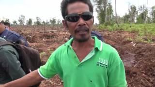 (VIDEO LENGKAP) Kepala BRG Nazir Foead dihadang security PT RAPP.