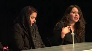 تهمینه میلانی کارگردان سینمای ایران در تورنتو به انگیزه ی نمایش فیلم ملی و راه های نرفته اش