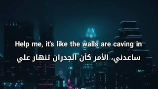 SHAWN MENDES - IN MY BLOOD (LYRICS) (مترجمة للعربية)