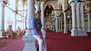 """باب الخلق   اخر النهار - ماهي قصة """"المسجد"""" الذي عُمد فية ابن لويس التاسع؟ أكبر ثاني مسجد بني في مصر!"""