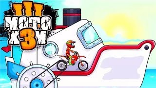 MOTO X3M Motor Bike Race Game - Bike Racing Games To Play Online For Android #Free Bike Games
