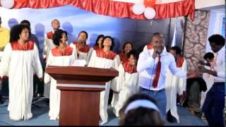 Edi & Bini Worship Yamelete Ene Negn & Kibir Aleh