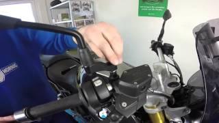 Isotta Handprotektoren BMW R1200R LC (2015- )
