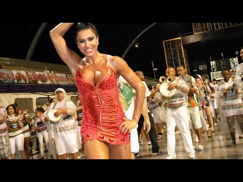 Gracyanne Barbosa Carnival Dance Compilation