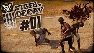 State of Decay Day One Edition Part 1 -