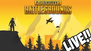 selamat paagi ~ ! - PlayerUnknown