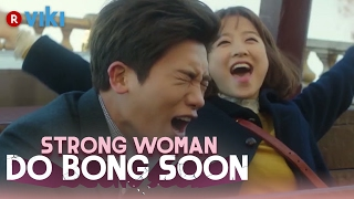 Strong Woman Do Bong Soon - EP 7 | Amusement Park Date [Eng Sub]