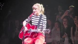 Taylor Swift- Starlight 3/27/13