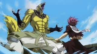 Fairy Tail「AMV」Natsu VS. Jackal ᴴᴰ