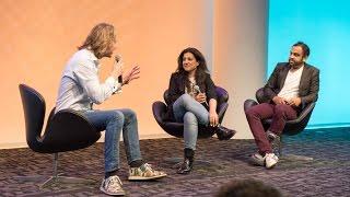The Power of Failure | Reshma Saujani and Nihal Mehta