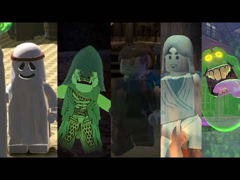 Xxx Mp4 ALL Ghosts In Lego Videogames 3gp Sex