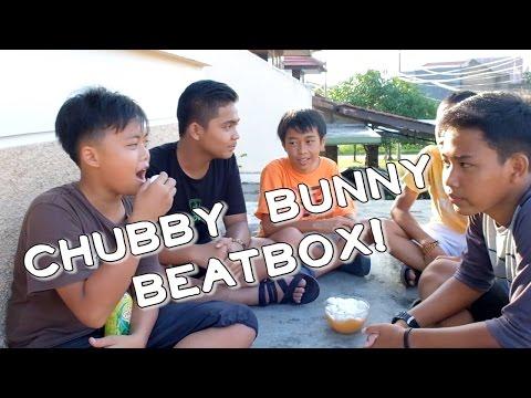 CHUBBY BUNNY BEATBOX CHALLENGE!