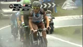 Giro d'Italia 2014 Ponte di Legno PASSO GAVIA part6