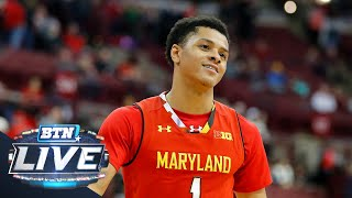 Anthony Cowan is Ready for Michigan | Maryland | Big Ten Basketball
