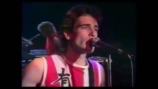 Saga Live 1982
