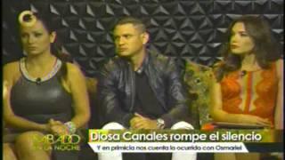 Declaraciones de Diosa Canales sobre su pelea con Osmariel Villalobos