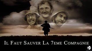 Il faut sauver le soldat Ryan VS La 7ème compagnie (Mashup Trailer)