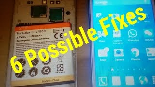 Fixed: Not Registered on Network / No Sim Inserted: 6 Possible Solutions