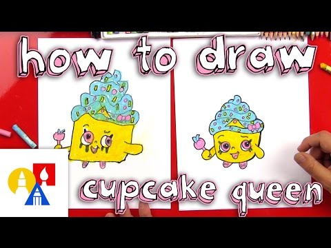 Xxx Mp4 How To Draw Shopkins Cupcake Queen 3gp Sex
