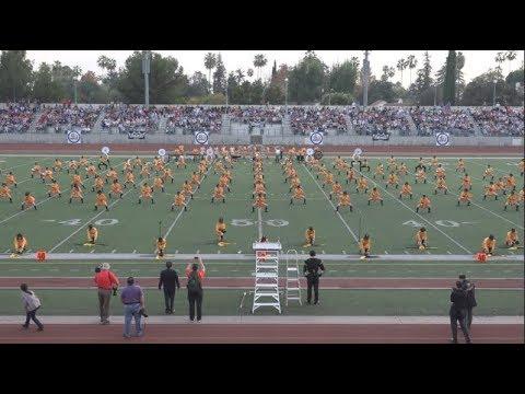 Kyoto Tachibana High School Green Band 2018 Pasadena Bandfest