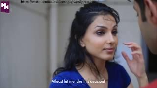 Romantic Couple Moments - Romantic Short Film - The Proposal | Indian Short Films