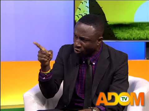 Xxx Mp4 As K Badwam On Adom TV 19 3 18 3gp Sex