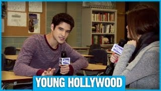 Getting Schooled With The Cast of TEEN WOLF