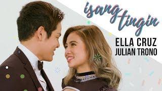 Ella Cruz and Julian Trono — Isang Tingin | Fan Girl, Fan Boy Theme Song [Official Music Video]