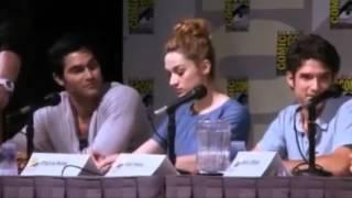 Teen Wolf 2012 Comic-Con Panel Part 1