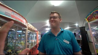 ACCUSED FOR STEALING FROM THE ARCADE!!
