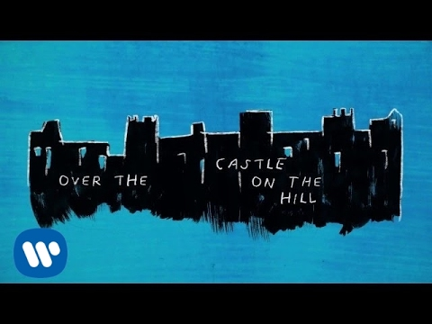 Ed Sheeran Castle On The Hill Official Lyric Video