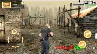 Resident evil 4 v.1.1.9 apk