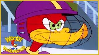 Woody Woodpecker | Be a Sport | Woody Woodpecker Full Episodes | Kids Cartoon| Videos for Kids