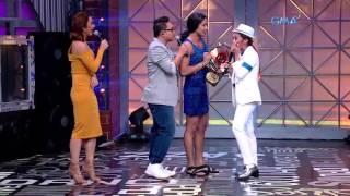 Aljur Abrenica's Winner Moment | Lip Sync Battle Philippines