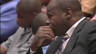 FGHT Dallas: He Died As A Fool Dieth-Rev. Herman Murray