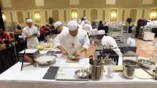 Florida ProStart Competition 2017