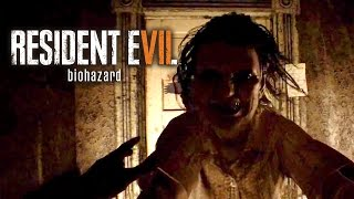 Resident Evil 7: biohazard - Gameplay Trailer Part 3