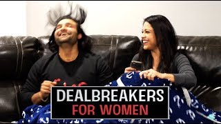 DealBreakers for Women {which one is it ladies?}