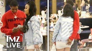 Blac Chyna Getting Frisky With Her Young Boyfriend! | TMZ Live
