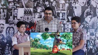 Angry Birds Trailer Reaction بالعربي   فيلم جامد