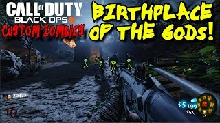Birthplace of the Gods Zombies: Amazing New Wonder Weapon - (BO3 Custom Zombies: Teotihuacan)