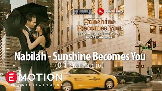 Nabilah JKT 48 - Sunshine Becomes You (Official Audio)