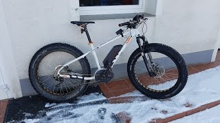 E-Fatbike: Why it does not work