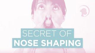 The Secret of Nose Reshaping http://faceyogamethod.com/ - Face Yoga Method