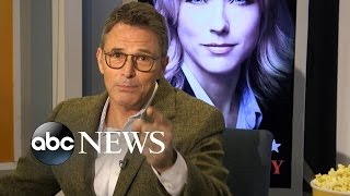 tim daly performs an enthusiastic rendition of you really got me by the kinks
