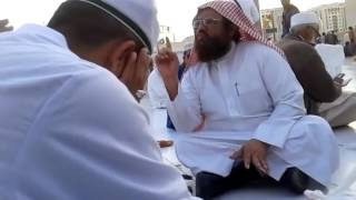 Behes saudi Imam  Wahabi vs Madani