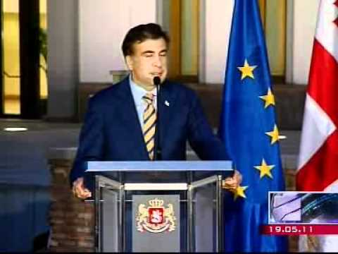 ТВ Рустави 2 программа Курьер от 19.05.2011 ч. 1